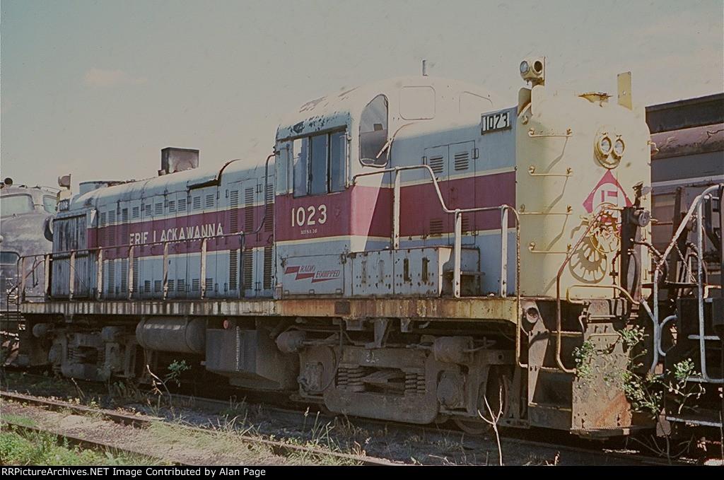 EL RS-3 1023
