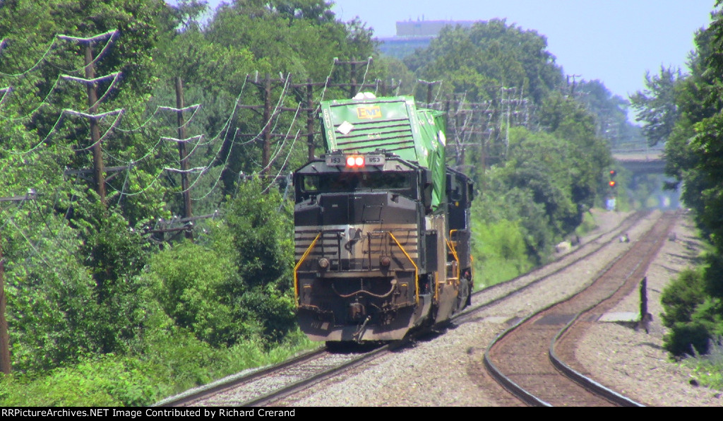 Norfolk Southern H03 Heading East