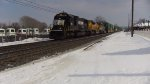 SD70 2511 on 25R