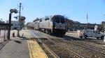 Train 1253 on Track 2
