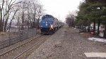 Train 49 on Track 2
