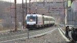 Train 6668 Meets Train 1055