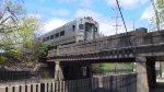 Train 1272 on the Bridge