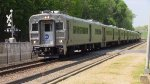 Train 1112 on Track 1