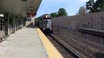 GP40PH-2 4109 on Train 51