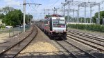 Train 7847 Arriving