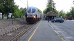 Train 2115 Passing Through