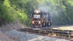 SD40Es 6318 and 6300