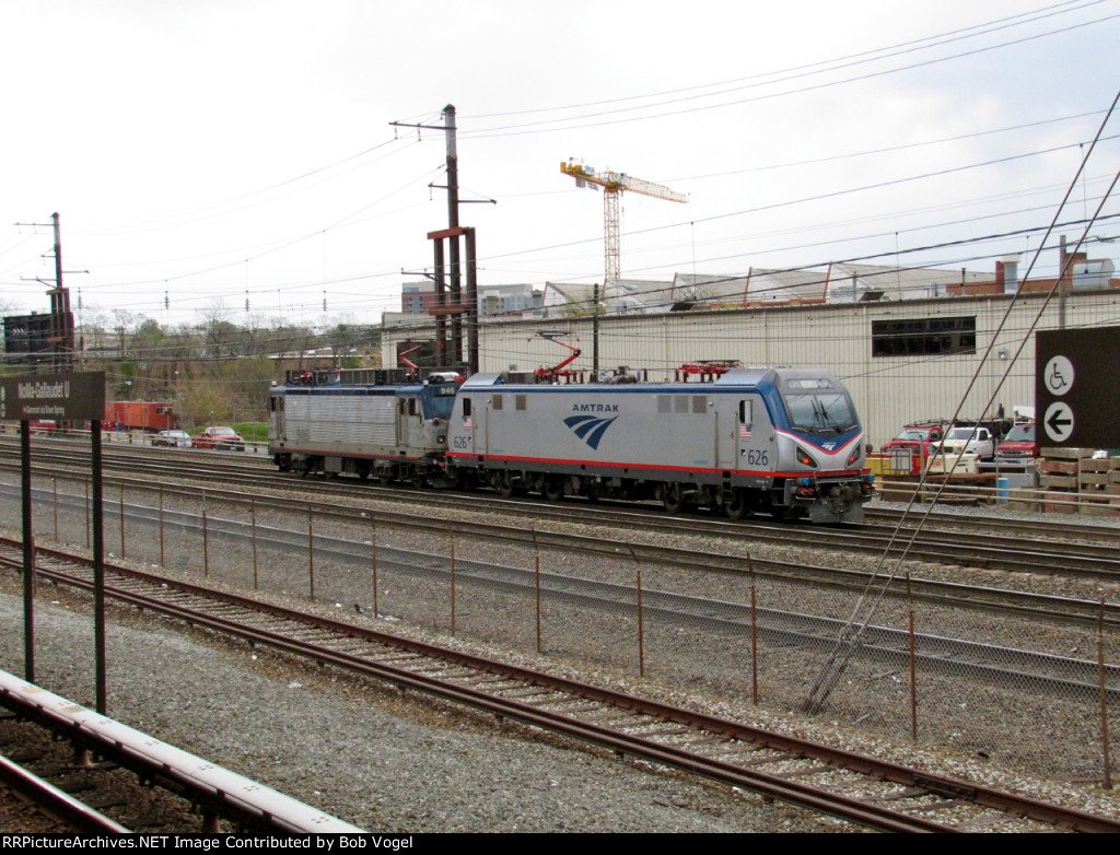 AMTK 626 and 946