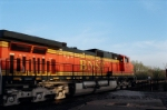 BNSF 4576