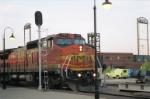 BNSF 862