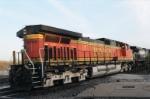 BNSF 4386