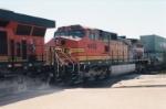 BNSF 4496