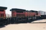 BNSF 803