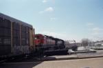 BNSF 7040