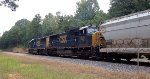 CSX SD50-2 8523 and SD70MAC 4567