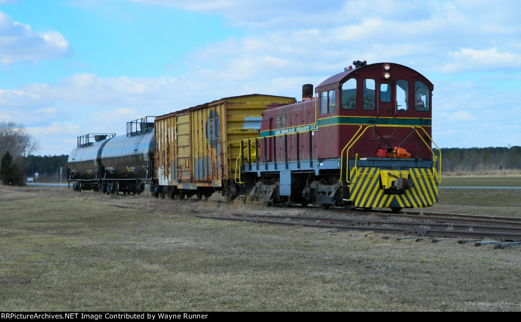 DCLR Alco T6 #19 in all her glory!