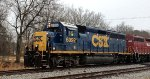 CSX 6092 and HLCX 4225