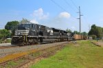 NS SD80MAC #7217