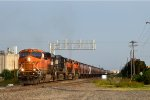 Northbound BNSF Grain