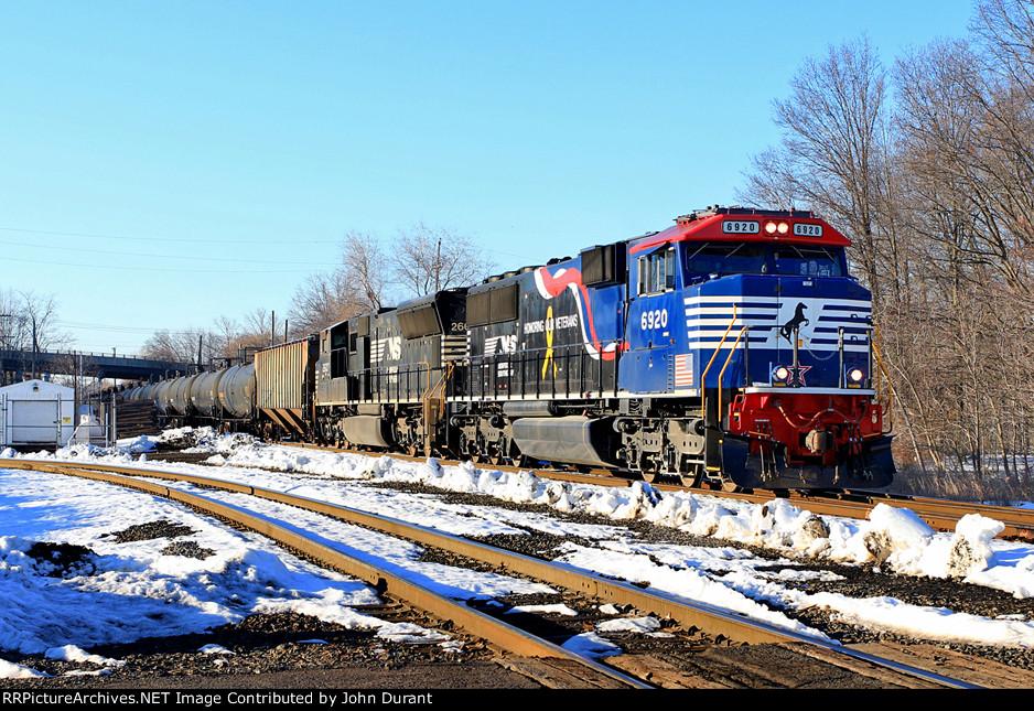 NS 6920 on JR4