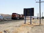 BNSF 967 North