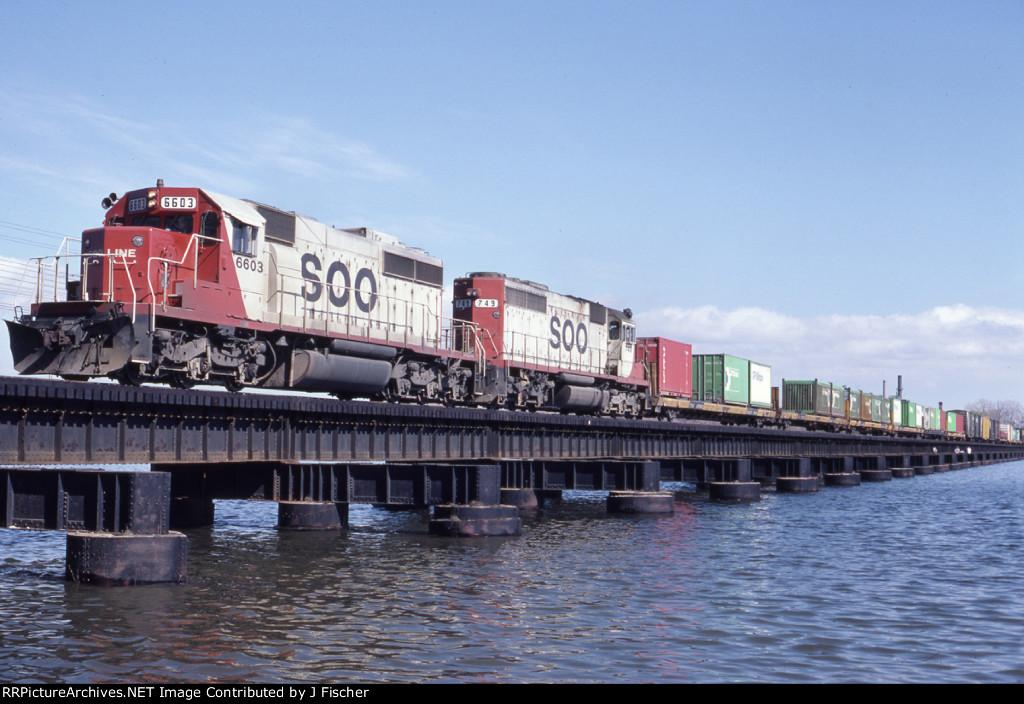 SOO 6603
