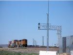 BNSF 4504 West