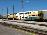 SunRail at Auto Train terminal