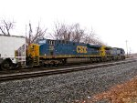CSX 931 and 376