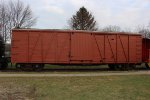 Unknown Boxcar/Reefer