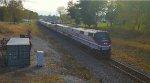 AMTK 145 067 Amtrak Autumn Express