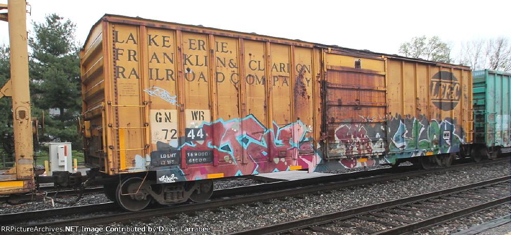 GNWR 7244