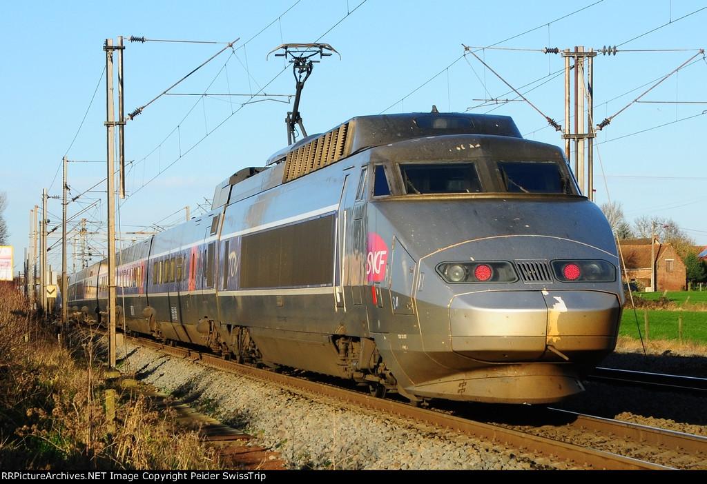 84 SNCF TGV-PSE
