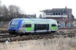SNCF TER (with a runaway story)