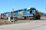 CSX 6472 PUSHING SOUTH