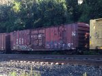 Seemingly Old SOU Boxcar