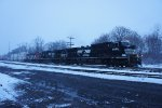 NS 9868 with NS 9850 and CN 5561 pt 2