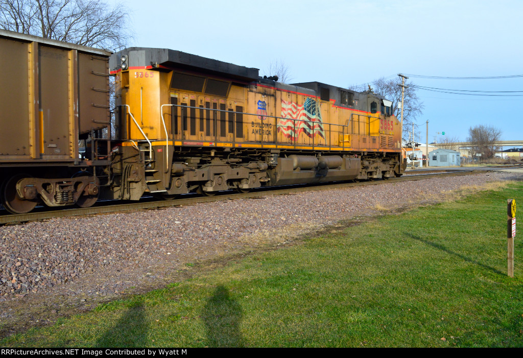 UP 5865
