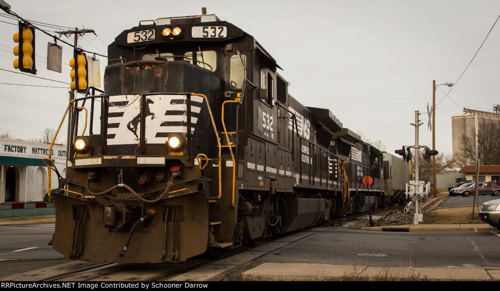 NS 532 B32-8
