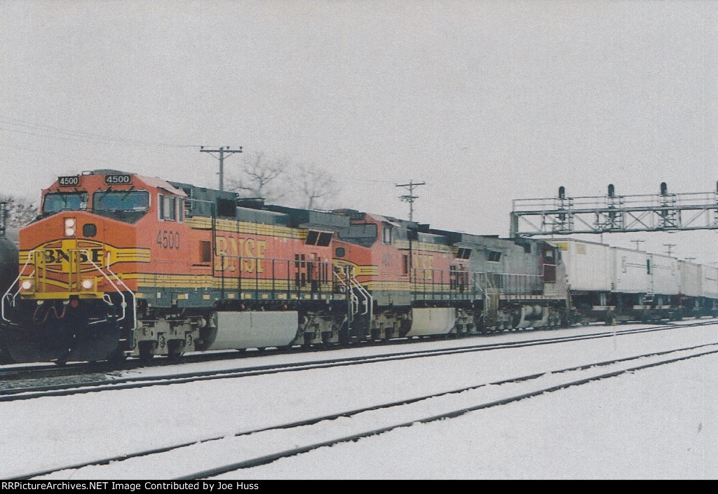 BNSF 4500 West