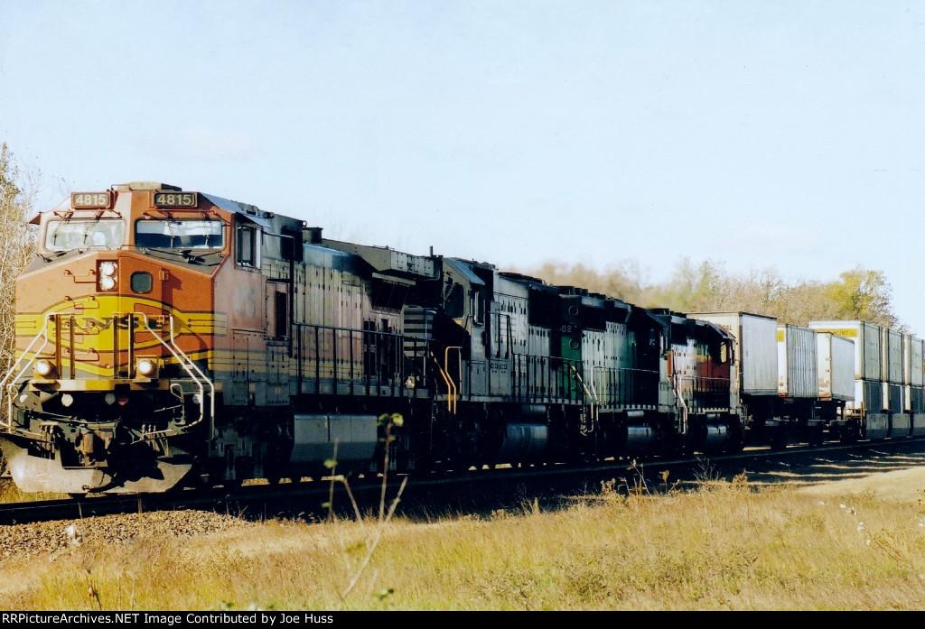BNSF 4815 East