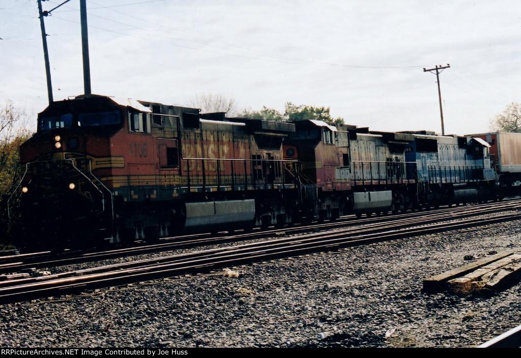 BNSF 4106 West