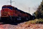 BNSF 8214 West