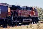 BNSF 5088 DPU