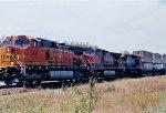 BNSF 4030 East