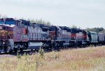 BNSF 838 East