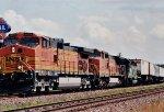 BNSF 4688 West