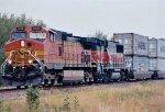 BNSF 4429 East