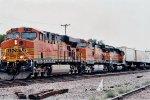 BNSF 7720 West